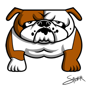 Bulldog by Silver