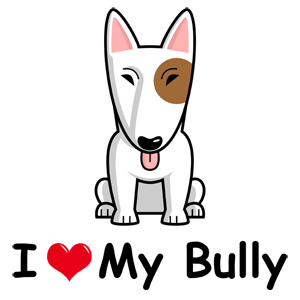 Love  Picture Frame on Love My Bully   Gifts For Dog Lovers   My Dog Rulez