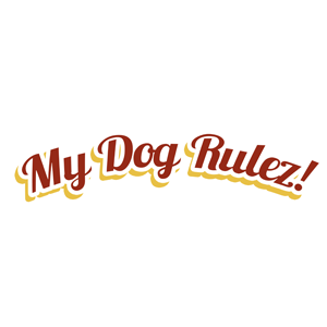 My Dog Rulez! (Maroon & Gold)